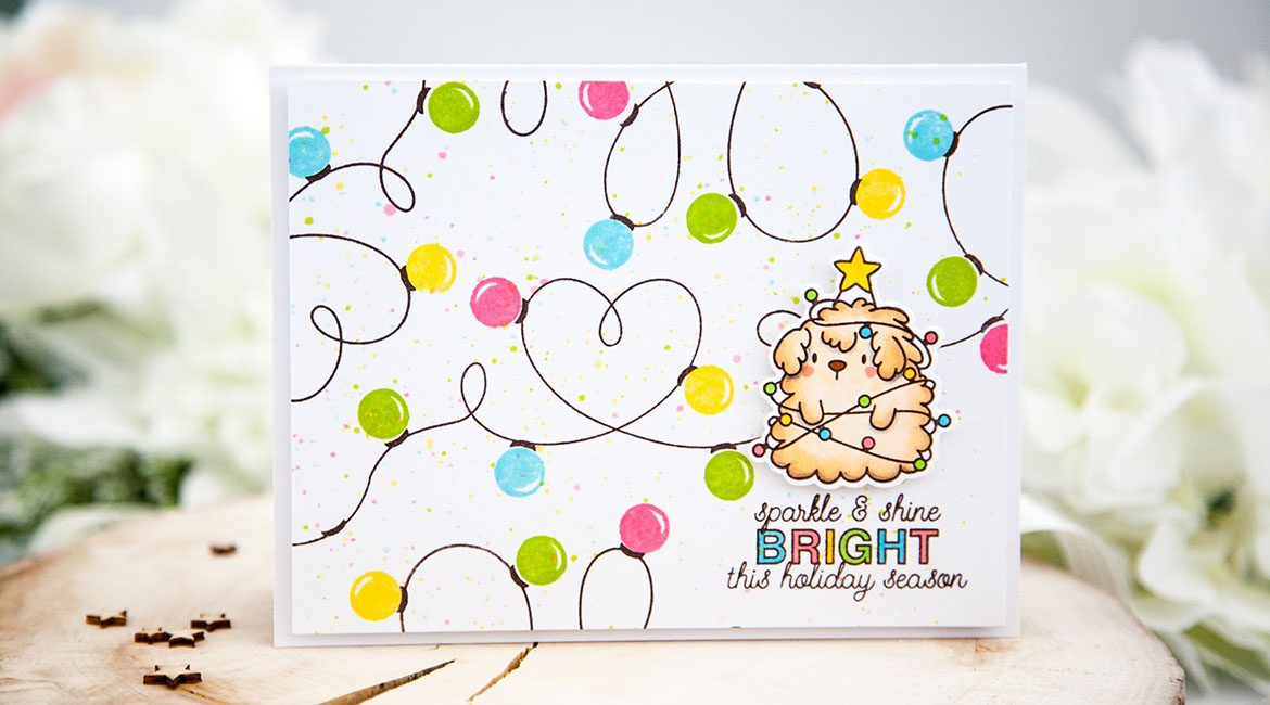 ME Stamp Highlight: Bright Lights