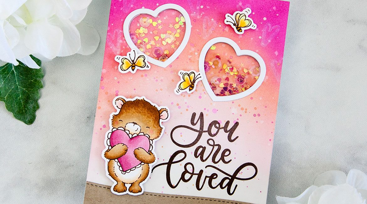 MFT Hits & Highlights: Lots of Love for Shaker Cards
