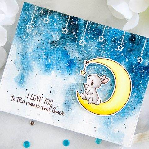 Mama Elephant Stamp Highlight: Wish Upon A Star
