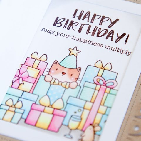 Mama Elephant Designer Series: The Birthday Bash