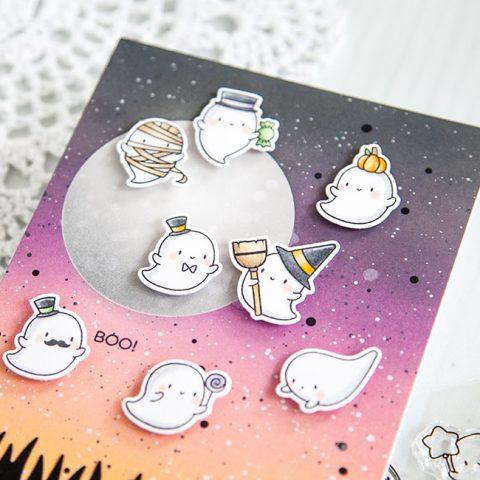 Mama Elephant Designer Series: Little Boo Agenda