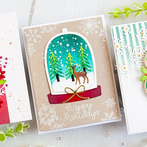 Spellbinders Holiday 2019 Collection