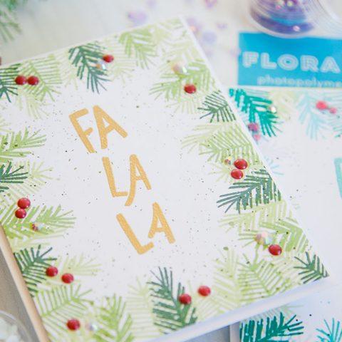 Flora & Fauna Fa La La La La