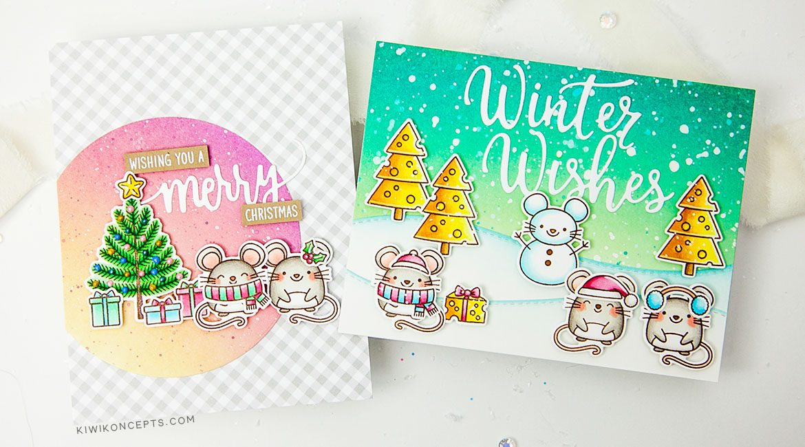 Sunny Studio Stamps: Winter Wishes