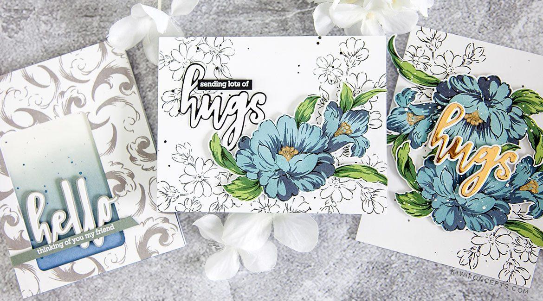 Altenew January 2020 Stamp/Die/Stencil Blog Hop
