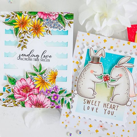 Waffle Flower January 2020 New Release Blog Hop + Giveaways