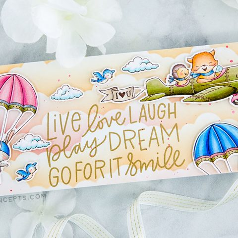 My Favorite Things: Live Love Laugh Sky High