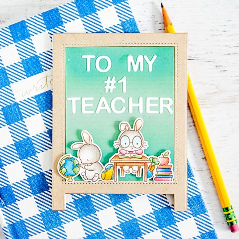 Mama Elephant Stamp Highlight: School Rules