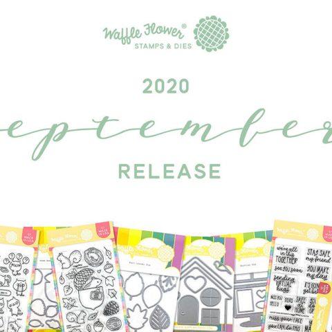 Waffle Flower September 2020 New Release Blog Hop + Giveaways