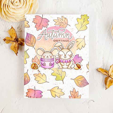 Pretty Pink Posh: September Release Blog Hop