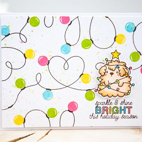 ME Stamp Highlight: Bright Lights