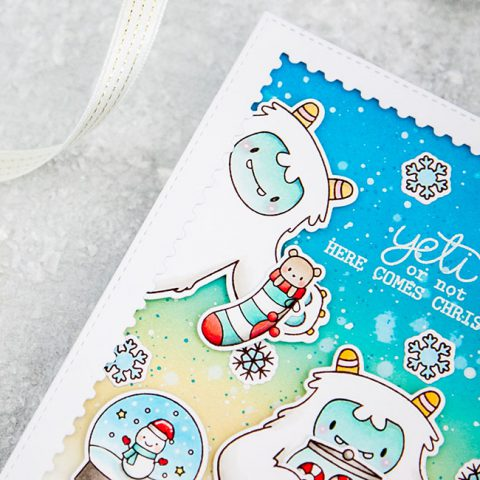 ME Stamp Highlight: Holiday Bitties