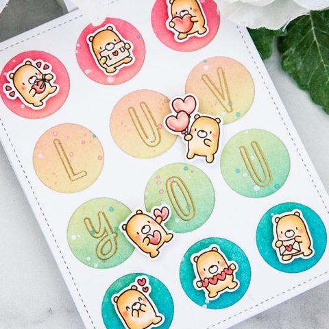 ME Stamp Highlight: Little Bear Agenda