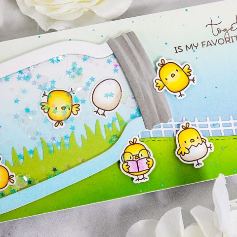 Mama Elephant Stamp Highlight: Little Chickie Agenda