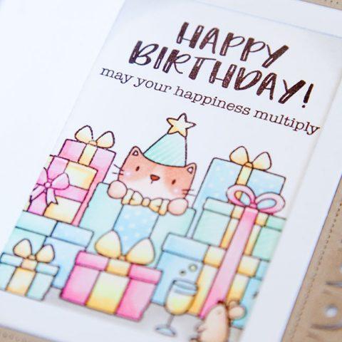 Mama Elephant Designer Series: The Birthday Bash