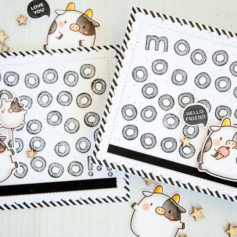 Mama Elephant Stamp Highlight: Zodiac Ox