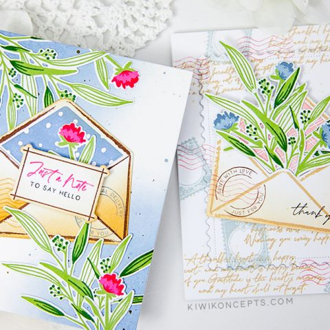The Greetery: Pretty & Postal with the Love Letters Collection