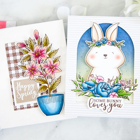 Waffle Flower February 2020 New Release Blog Hop + Giveaways