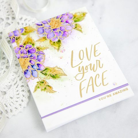 Gina K Designs Love Your Face