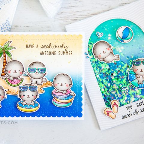 Sunny Studio Stamps: A Sealiously Awesome Summer