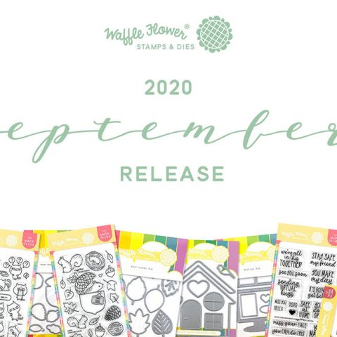 Waffle Flower September 2020 New Release Blog Hop + Giveaways