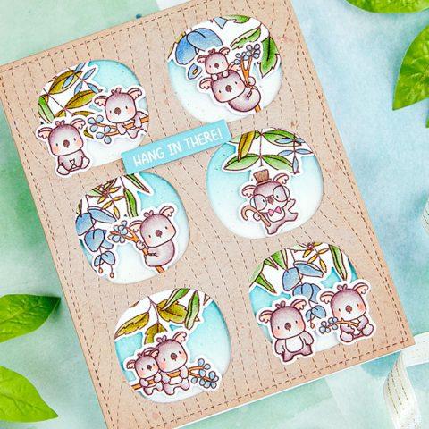 Mama Elephant Designer Series: Little Koala Agenda