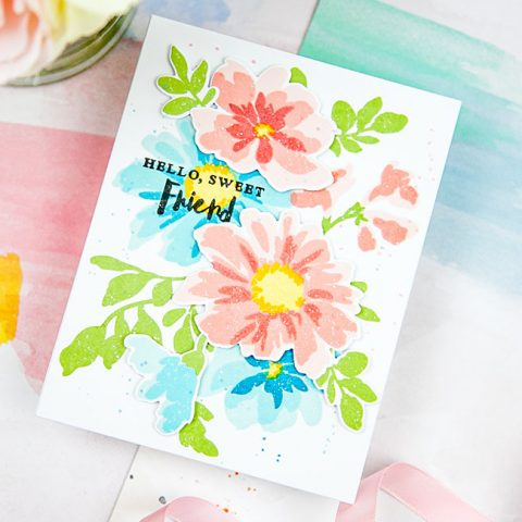 Altenew Eclectic Vibes Collection Release Blog Hop